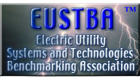 Electric Utility Systems and Technology Benchmarking Association logo